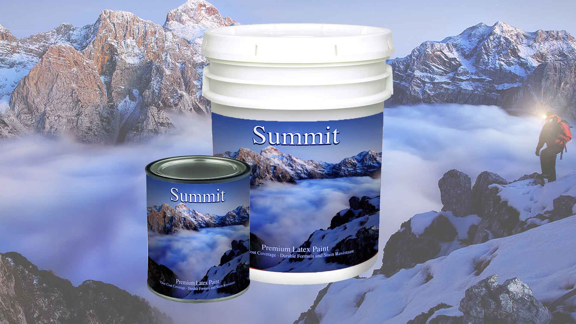 Good levelling good coverage good washability excellent hiding low - Manufactured In Compliance With The Highest Industry Standards In Acrylic Latex Paints Summit Offers High Stain Resistance Excellent Hide And Coverage
